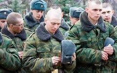 Солдаты © KM.RU
