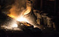 Металлургическое производство. Фото с сайта pixabay.ru
