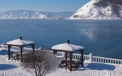 Озеро Байкал. Фото с сайта pixabay.com