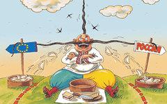 Карикатура с сайта cyplive.com