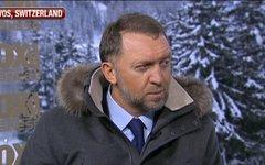 Олег Дерипаска. Стоп-кадр с видео
