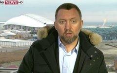 Олег Дерипаска. Стоп-кадр видео