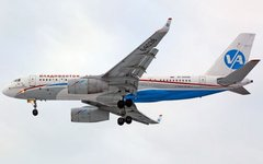 Ту-204-300 авиакомпании Владивосток Авиа. Фото Dzerod с сайта wikimedia.org