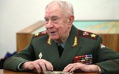 Дмитрий Тимофеевич Язов. Фото с сайта mil.ru