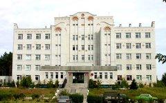 Красногорская больница. Фото с сайта mapio.net