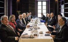 Инаугурационное заседание правительства Венгрии. Фото с сайта kormany.hu