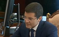 Дмитрий Артюхов. Стоп-кадр из видео в YouTube
