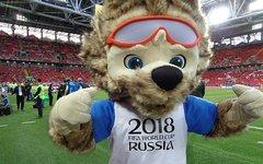 Фото из группы в ВК «Талисман Чемпионата мира по футболу FIFA 2018»