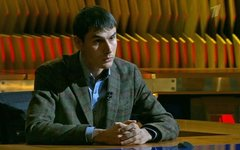 Сергей Шаргунов. Стоп-кадр с видео