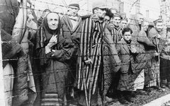 Холокост. Архивное фото