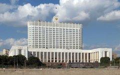 Дом Правительства Российской Федерации. Фото NVO с сайта wikimedia.org