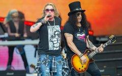 Guns'n'Roses. Фото Алексей Молчановский, предоставлено SAV Intertaiment
