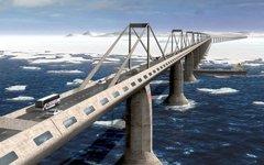 Проект моста на Сахалин. Фото с сайта krabik.media