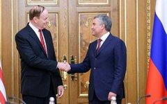 Фото пресс-службы Государственной думы России