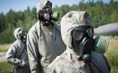 Полевые учения войск химической защиты © KM.RU, Кирилл Зыков
