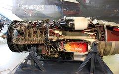 Реактивный двигатель. Фото с сайта Pixabay.ru