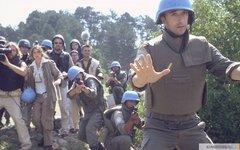 Кадр из фильма о войне в Косово «Ничья земля». Фото с сайта kino-teatr.ru