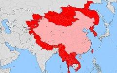 Территориальные претензии. Китай