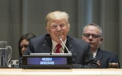 Трамп в ООН