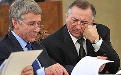 Игорь Сечин и Николай Токарев. Фото с сайта nakanune.ru