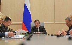 Больше половины россиян выступили отставку Правительства России