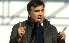 «Безвиз уничтожит Украину»: Саакашвили рад за Польшу