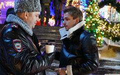 «Полицейский с Рублевки. Новогодний беспредел»
