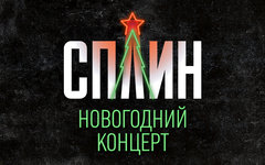 «Сплин» и The Hatters , 31 декабря, ГЛАВCLUB GREEN CONCERT