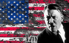 Гитлер США