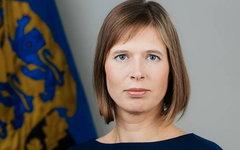 Зачем едет в Москву президент Эстонии Керсти Кальюлайд?