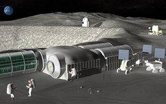 Японская лунная база
