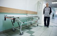 Подмосковная больница