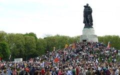 Мемориал Воину-освободителю в Берлина