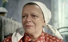 Татьяна Пельтцер носила звание «мать русского солдата»
