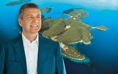 Дмитрий Рыболовлев переехал в Грецию