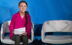 Пятнадцатилетняя аутистка утвердила в ООН ценности либерального фашизма