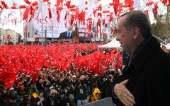 Эрдоган требует у Европы миллиарды евро, угрожая толпами беженцев