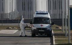 Медицинский центр в Коммунарке © KM.RU, Кирилл Дуболев
