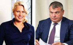 Как материалы на Сердюкова и Васильеву отправляют в архив