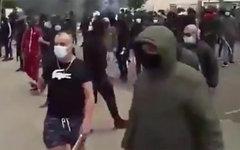 Чеченцы по Франции устроили бунт по примеру американских негров