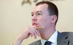 Дегтярев отправлен в Хабаровск в наказание местным жителям
