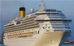 Лайнер Costa Concordia. Фото с сайта fenomen.ws