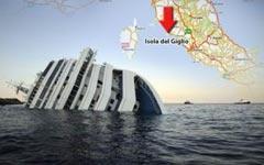 Спасатели нашли тело еще одного погибшего на Costa Concordia