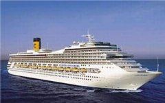 Лайнер Costa Concordia. Фото с сайта davgost.com