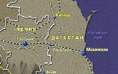 Дагестан на карте © фото с сайта habar.org