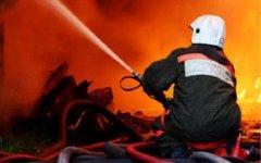 Пожар. Фото с сайта sterlegrad.ru