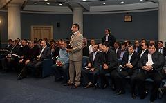 Ингушские чиновники. Фото с сайта ingushetia.ru