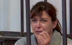 Наталья Попова. Кадр видео в YouTube