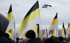 Участники «Русского марша» © KM.RU, Кирилл Зыков