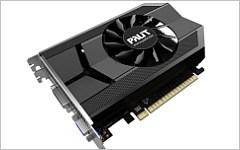 GeForce GTX 650 Ti. Фото с сайта palit.biz